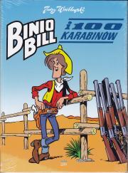 Jerzy Wróblewski-Binio Bill - 100 karabinów