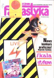 Fantastyka-Fantastyka 10/1989