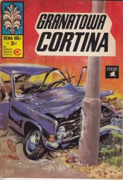 Wróblewski -Granatowa Cortina